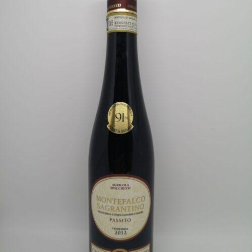 Montefalco Sagrantino Passito Colle Ciocco